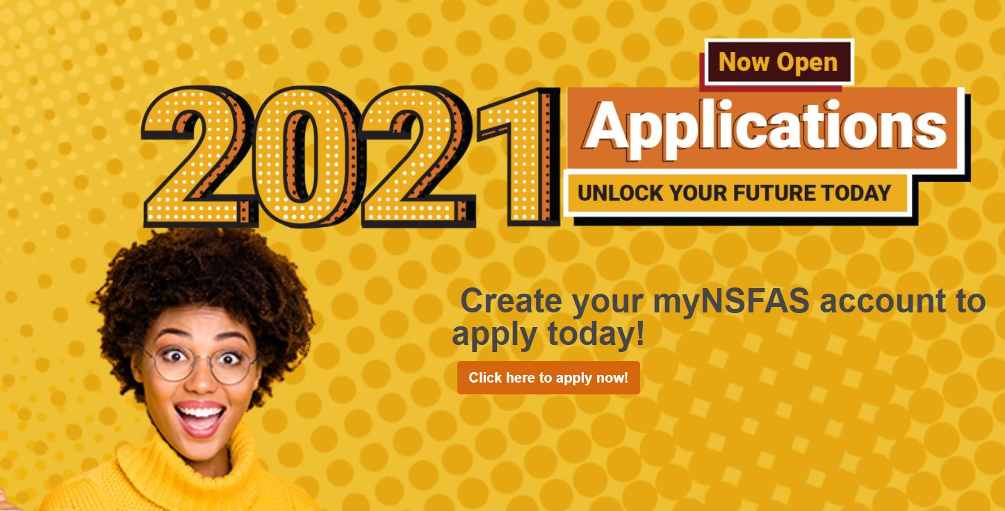 NSFAS 2021 applications Opens – Your Future Today Online ...